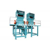 China Recycled PET Bottle Plastic Crusher Machine With 500-1000kg/h Easy Operate on sale