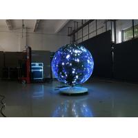 Quality Indoor Full Color LED Sphere Screen Customized Size LED Ball Global Shape LED for sale