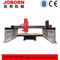 China Joborn SQC700-4D model hot items stone granite marble tile cutting machine with blade and good price on sale