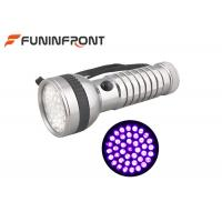 41LEDs Pet Urine Detector Black Light Flashlight, High Power 395nm Uv Led Torch Manufactures