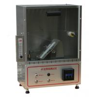 45 Degree flame test chamber 16CFR 1610, ASTM D1230, Fabric burning test chamber Manufactures