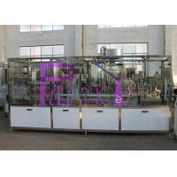 Multifunction 8 Heads Drinking Water Bottle Filling Plant 800BPH For 5L Bottle Manufactures