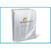 Microsoft Windows sever 2008 Softwares , Win Server 2008 Standard Retail Pack 5 Clients Manufactures