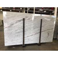 Colonial White Luxury Granite And Quartzsite Stone Slab For Book Matched Background Manufactures