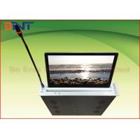 China Conference Microphone LCD Monitor Lift with 18.5 Inch Ultra thin Screen for Audio System on sale