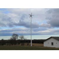 3 Phase Small Hybrid Solar And Wind Electric Systems 10KW Renewable Energy Manufactures