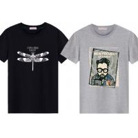 High quality new design T-shirt for men made in China Manufactures