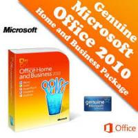 China Laptop Ms Office Fpp Home Business 2010 , English Ms Office 2010 Product Key on sale
