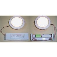 SMD2835 18w round led rechargeable emergency light for home , hotel , office , hospital Manufactures