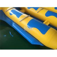 0.9mm PVC Tarpaulin Material Gonflable Flyfish Inflatable Flying Fish Water Ski