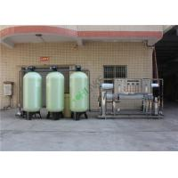 ISO Saltwater To Drinking Water Machine , Sea Water Purification For Drinking Manufactures