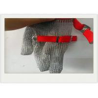 Cut Resistant 304 316 Stainless Steel Gloves For Meat Process And Butcher Manufactures