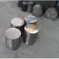 Sea Water Resistance Alloy 400 Monel , Fastener UNS N04400 Forged Round Bar