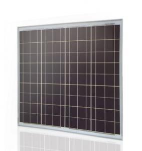 Residential 65 Watt Poly Crystalline Solar PanelTempered Glass Full Certificate Manufactures
