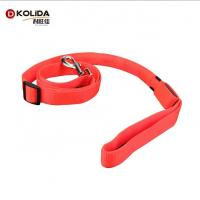 Buy cheap LED Lighted Nylon Fabric Safety Pet Dog Leash With Bright Shining Light from wholesalers
