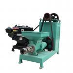 Screw Type Sawdust Briquette Machine Charcoal Briquette Extruder Machine Manufactures