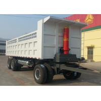 Trailer Dump Truck 3 Axles 60Tons 11m for Mining and Construction business Manufactures