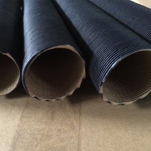 China Aluminum Paper HOT AIR FAN HOSE for automotive heat shield on sale