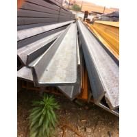 China JIS G3192 Hot Rolled Angle Steel Bar Low Carbon Stainless Steel High Strength on sale