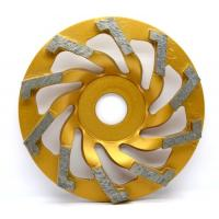 China High Grade Metal Bonded Diamond Grinding Wheel For Concrete / Masonry Surface Grinding on sale