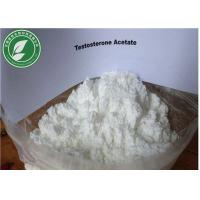 Testosterone Bodybuilding Raw Steroid Powder Testosterone Acetate CAS 1045-69-8 Manufactures