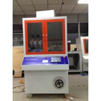 ASTMD495 Plastic Film Testing Equipment  High Voltage Low Current Arc Testing Manufactures
