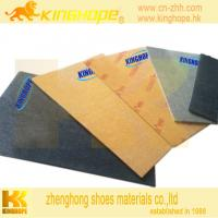 Buy cheap Fiber insole board from wholesalers