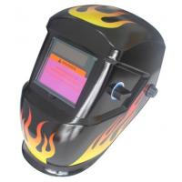 China Professional MIG Auto Darkening Welding Helmet , solar powered din 9-13 on sale