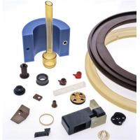 Lightweight PTFE Machined Parts Abrasion Resistance Industrial Application Manufactures
