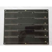 Black Board FPC Assembly Kapton / Polymide Material 1mil / 2mil Base PI Thickness Manufactures