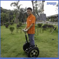 Personal Transporter With Adjustable Handle , Self Balancing Electric Scooter For Adults Manufactures