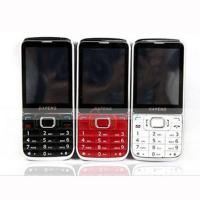 China Cheap Cellphone C8 with Quadband dual Sim Cards Torch on sale