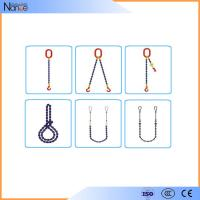 Low Elongation Polyester Chain Sling Single Ply Or Double Plies Manufactures