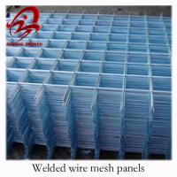 Buy cheap welded wire mesh fence panels(factory,low price, high quality) from wholesalers