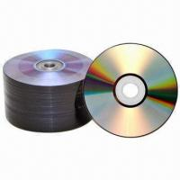 Non-printing Blank DVD+R with 16x Running Speed, 4.7GB Memory and 120mins Playing Time, Shrink Wrap Manufactures