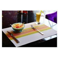 Pvc Table Place Mat/100%polyester Table Place Mat Manufactures