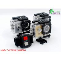 2.4G Remote Gopro Hd Action Camera H9RLT Wifi Manual With 2.0 Inch Screen Waterproof 30M Manufactures