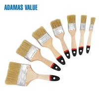 No Cracking Natural Bristle Brushes For Oil Painting Environmental Material Manufactures