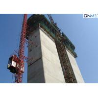 C240 Rail Climbing System Rail Climbing Formwork With High Load Bearing Manufactures