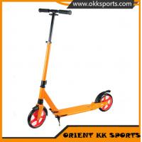 China Best quality fashionable folding best big wheel kick scooters for wholesale on sale