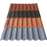 Roofing Sheet Factory Price Metro Tiles Standard Hot Sales in Africa Stone Coated Steel Step Roofing Sheets Manufactures