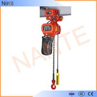 Explosion Proof Low Headroom electric hoist trolley With Motor Drive Trolley NT Type