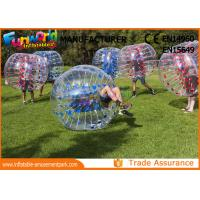 China Giant Human Size Inflatable Bubble Ball For Adult 3 Years Warranty on sale