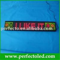 Double color led sign Manufactures