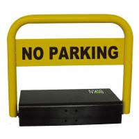 Quality U Type Electric Remote Parking Lock Reserved Barrier Lock Energy Saving for sale