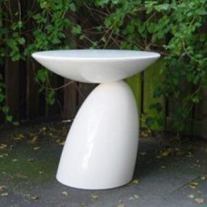 Parabel  Eero Aarnio Living Room Table Sets Mushroom Shape 45 * 45 * 52cm Manufactures