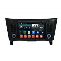 Nissan X-trail Qashqai Android Car Multimedia Navigation DVD Player 3G WIFI Backup Camera Input Manufactures
