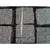 Chinese paving stone, cube, wate jet stone material (G648Paving,g655,huashan white,Slate) Manufactures