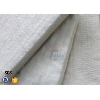 15mm E-glass Sound / Thermal Insulation Fiberglass Needle Mat Fire Resistant Manufactures