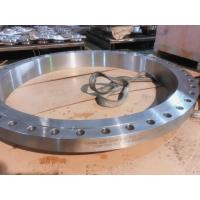 China ASTM A182 Forged Stainless Steel Flanges ANSI B16.47 Seris A B 150# - 2500# on sale